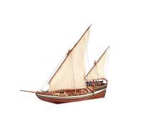 Сборная деревянная модель корабля Artesania Latina Sultan Arab Dhow 1:85