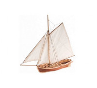 Сборная деревянная модель шлюпки корабля Artesania Latina Bounty's 1:25