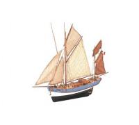 Сборная деревянная модель корабля Artesania Latina Marie Jeanne 1:50