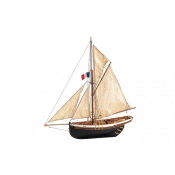 Сборная деревянная модель корабля Artesania Latina Jolie Brise 1:50