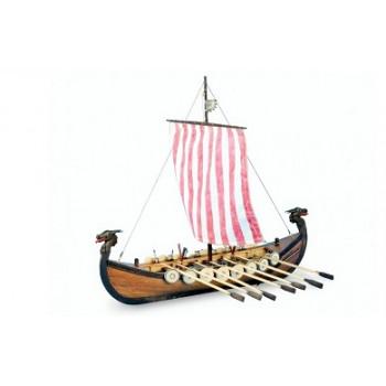 Сборная деревянная модель корабля Artesania Latina New Viking 1:75