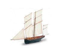 Сборная деревянная модель корабля Artesania Latina Maqueta de Barco en Madera: La Cancalaise 1:50