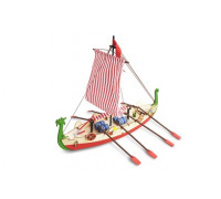 Сборная деревянная модель корабля Artesania Latina DRAKKAR (VIKING BOAT)