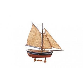 Сборная деревянная модель корабля Artesania Latina Bon Retour 1:25 сборная модель