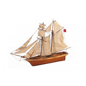 Сборная деревянная модель корабля Artesania Latina Scottish Maid Classic Collection 1:50
