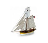 Сборная деревянная модель корабля Artesania Latina Le Renard 2012 1:50