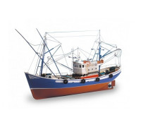 Сборная деревянная модель корабля Artesania Latina Carmen II Classic Collection 1:40