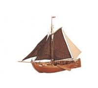Сборная деревянная модель корабля Artesania Latina Botter 1:35