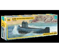 """Подводная лодка """"К-19"""""""