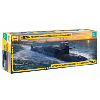"zv9062 АПЛ ""Тула"" проект ""Дельфин"""