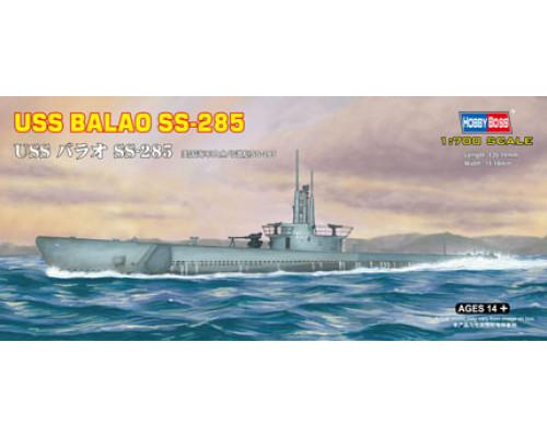 Подводная лодка USS Balao SS-285