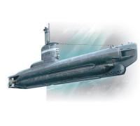 Германская подводная лодка тип ХХІІІ ІІ Мировой войны
