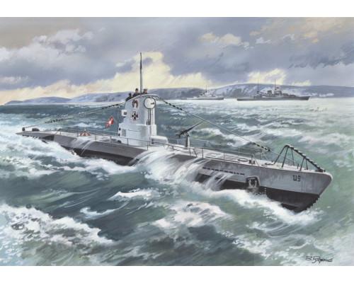 U-Boat Type IIB (1939) - Германская подводная лодка