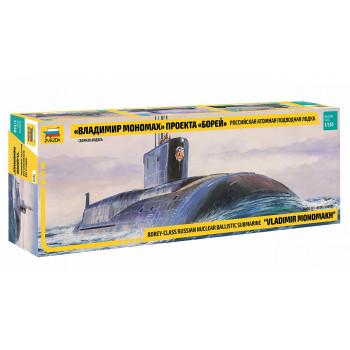 "zv9058 АПЛ ""Владимир Мономах"""