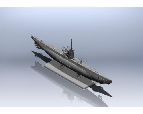 Тип IIB (1943 г.) Германская подводная лодка