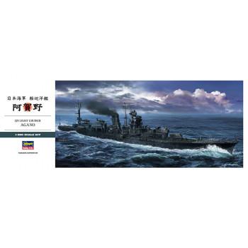 H40076 Hasegawa Крейсер Agano (1:350)