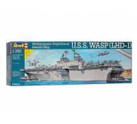 Корабль U.S.S. Wasp Class