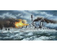 """""""Кронпринц Вильгельм"""", германский линейный корабль І Мировой войны"""
