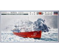 H40023 Hasegawa Научно-исследовательское судно Antarctic Observation Vessel SOYA 3rd Corps (1:350)