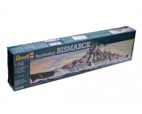 Корабль линейный Bismarck