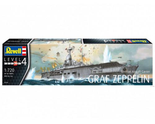 Немецкий авианосец GRAF ZEPPELIN