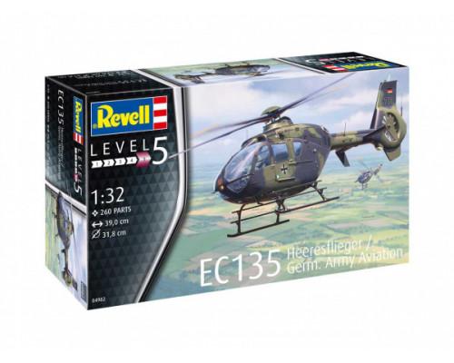 Вертолет Ec135 немецкая армия