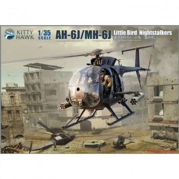 KH50003 AH-6J/MH-6J Little Bird, , шт от Kitty Hawk