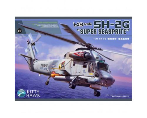 KH80126 1/48 SH-2G Super Seasprite,