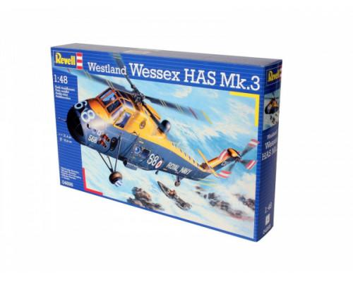 Вертолет Wessex HAS Mk.3, королевские ВВС Великобритании
