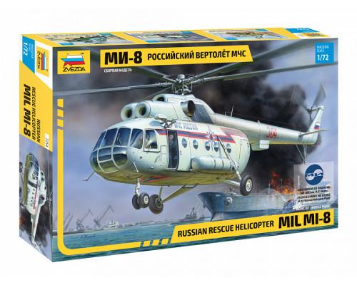 """Вертолет """"Ми-8 МЧС"""""""