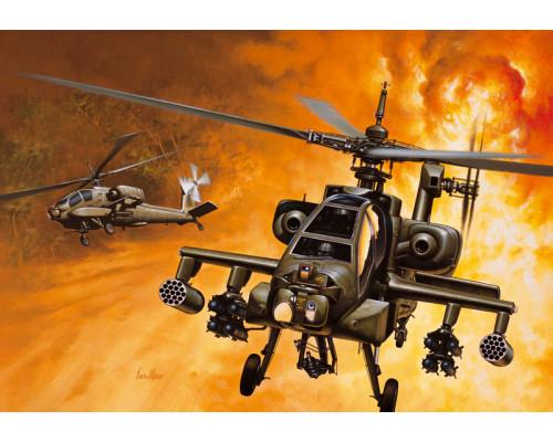 0159ИТ Вертолет AH-64A Apache