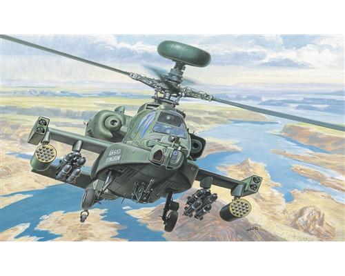 0080ИТ Вертолет AH-64D Apache Longbow