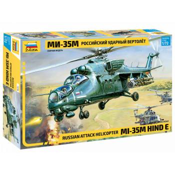 "zv7276 Вертолет ""Ми-35"""