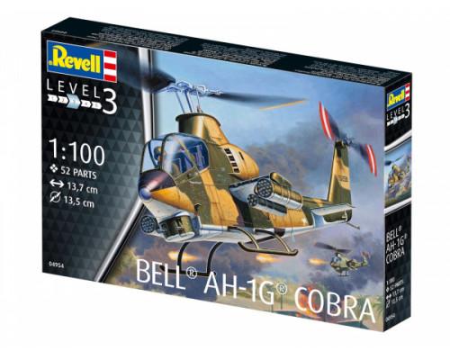 Американский ударный вертолёт Bell AH-1G Cobra