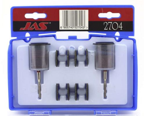2704 Jas Набор расходных материалов для бормашин, 70 предметов
