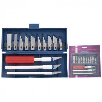 Набор ножей с цанговым зажимом