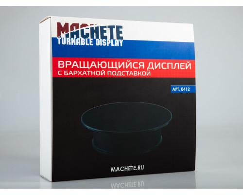 Вращающийся дисплей с бархатной подставкой D20 см