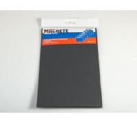 Наждачная бумага 6 видов зернистости (6 листов)