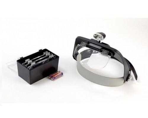 Artesania Latina Головные очки со сменными увеличительными стеклами