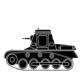 Сборные модели танков и бронетехники Первой мировой войны
