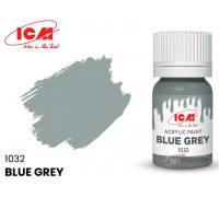 C1032 Краска для творчества, 12 мл, цвет Сине-серый(Blue Grey)