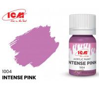 C1004 Краска для творчества, 12 мл, цвет Интенсивный розовый (Intense Pink)