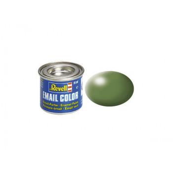 Краска папоротниково-зеленая РАЛ 6025 шелково-матовая