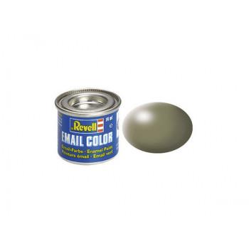 Краска камышово-зеленая РАЛ 6013 шелково-матовая