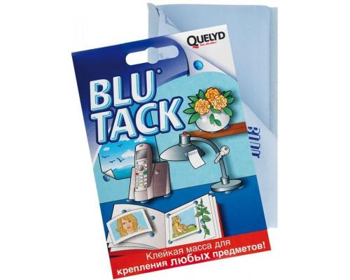 Blu Tack (Quelyd) - Клейкая масса голубого цвета