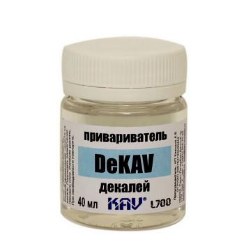 KAV L 700 DeKAV - Привариватель декалей KAV models
