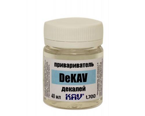 DeKAV - Привариватель декалей