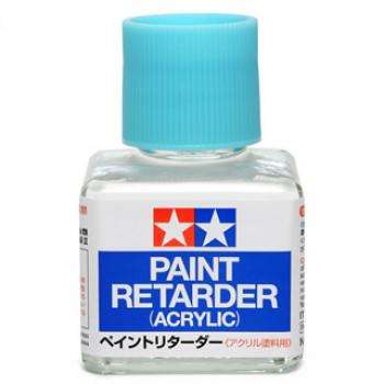 Замедлитель для высыхания красок (акрил)- улучшает растекаемость краски по поверхности (40мл)