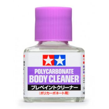 Жидкость для подготовки и очистки поликарбонатного кузова и снятия поликарбонатной краски