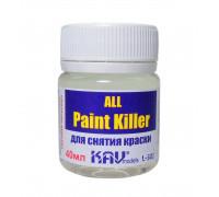 All Paint Killer. Средство для снятия модельных красок
